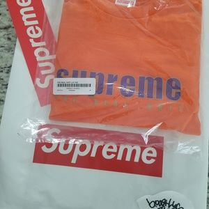 🔥 SUPREME - The Real Sh*t - NWT